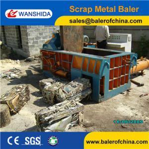 China Aluminum scrap metal balers wholesale