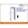 China High Sensitivity Metal Detector Walk Through Access Control Body Security Scanner Doors wholesale