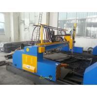 China Double Driven CNC Plasma Cutting Machine 380V 50HZ 3PH For Cutting Mild Steel wholesale