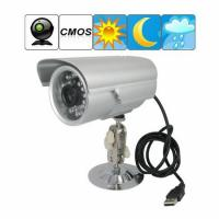 "China Waterproof 1/4"" CMOS CCTV Surveillance TF DVR Camera Home Security Digital Video Recorder wholesale"