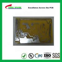 China Printed Circuit Board Manufacturing Securit And Protection With 1L FR4 2.35MM HASL wholesale