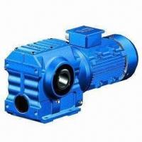 China Speed Reducer Worm Gearbox with Aluminum/Iron Housing Flange Installation wholesale