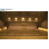 China Pneumatic / Hydraulic / Electronic Control 4D Movie Theater With 5.1 / 7.1 Audio System wholesale