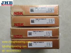 China 70BNR10HTYNDUELP4 Angular Contact ball bearings 70x110x20mm ceramic ball bearing wholesale