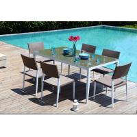 China Home furniture aluminum dinning table-15020 wholesale