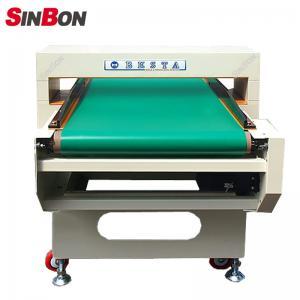 China BESTA Needle & Ferrous Metal Detector conveyor needle inspection machine wholesale