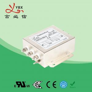 China Yanbixin Electronics Three Phase Rfi Filter CQC CE ROHS CUL TUV Certification wholesale