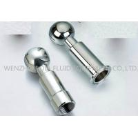 China 2 Inch Sanitary Spray Ball Stainless Steel 304L 316L BPF ISO IDF DIN 3A on sale
