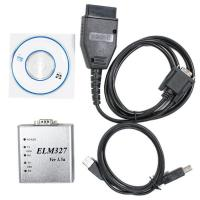 China ELM 327 USB CAN BUS Scanner Software 1.5 Newest Version wholesale