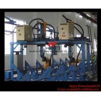 China Automatic Gantry I / T / H Beam Production Line Auto Welding Machine , Gantry Welding Tools wholesale