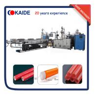 China Pipe Production Machine for PERT/EVOH Oxygen Barrier Composite Pipe KAIDE factory wholesale