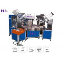 China Auto Turntable Blister High Frequency Welding Machine 6 Work Stations For Packing Knife wholesale