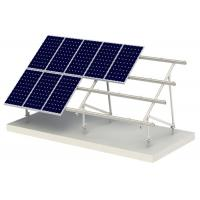 China Stainless Steel SUS304 Solar Panel Ground Mounting Systems Ground Plant Pile wholesale