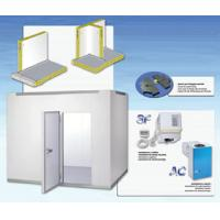China Portable Cold Storage Room Frozen Food With Integration Refrigerating Unit wholesale