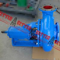 China BETTER Mission Magnum 10x8x14 Oilfield Fracing Pump Heavy Duty Diesel Engine Driven Cast Iron Frame wholesale