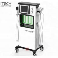 China 6 In 1 RF Ultrasound Super Oxygen Facial Machine For Mild Exfoliation Skin Tightening wholesale