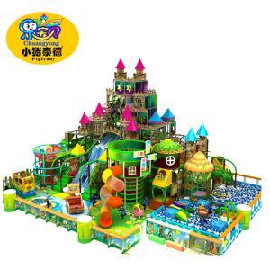 Funny Sponge Soft Indoor Playground Equipment UV - Resistance For Kids