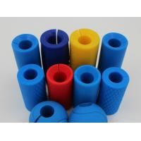 China Silicone Rubber Foam Handle Grips / Foam Bike Handlebar Grips Strong Wear Resistance wholesale