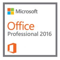 China Microsoft Office Professional Plus 2016 1 user Office 2016 Professional Product Key wholesale