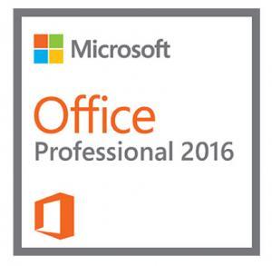 China Microsoft Office 2016 Pro Plus Key 1 User , Office Professional Plus 2016 Download wholesale