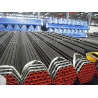 "China ERW  EFW Welded Pipe Carbon Steel Tube A53 API5l GrA GrB DIN2458 EN10217 6"" SCH40 wholesale"