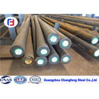 China Micro Deformation O1 Tool Steel Round Bar Annealed Heated 1.2510 / SKS3 wholesale