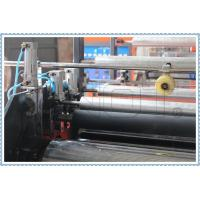 Quality HDPE LDPE Stretch Wrap Machine Protective Packing , Cast Film Machine for sale
