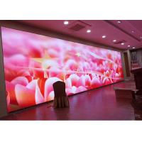 China HD Small Pitch LED Display Thin Design Front Rear Access Wide Viewing Angle wholesale