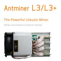 China Bitcoin Device Bitmain Antminer L3+ (600Mh) Mining Scrypt Algorithm DGB Coin 850W Power Psu wholesale