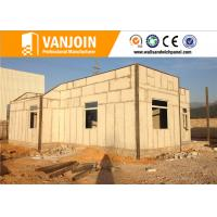 China 100mm Calcium Silicate EPS Cement Sandwich Wall Panel for Floor wholesale