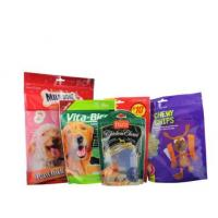 China snack or food packaging bag pet/al/pe back mid seal potato chips packaging bag on sale