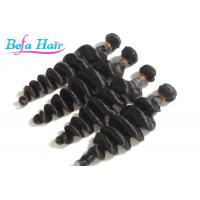 China Coloured 24 Inch / 25 Inch Malaysian Virgin Hair Loose Wave For Black Women wholesale