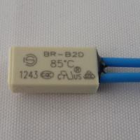 China Compact 250V 5A AC Thermal Protector , Bimetal Thermal Switch For Coils wholesale