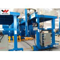 China Professional H / I Beam Flange And Seam Welding Line Automatic Welding Machine wholesale