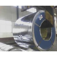 China Hot Dipped Galvanized Steel Coils , DX51D Galvanized Steel Coil wholesale