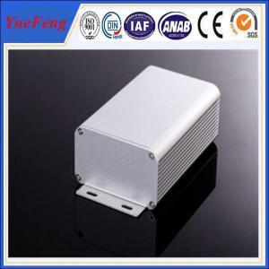 China 80*45*MM ALUMINUM EXTRUSION ELECTRONIC COMPONENT ENCLOSURE ANODIZING ALUMINIUM ENCLOSURE wholesale