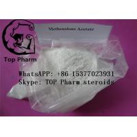 China 99% Purity Methenolone Acetate / Primobolan acetate CAS  434-05-9 raw powder for body building wholesale