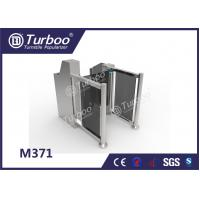 China High Speed Swing Gate Turnstile Security Access Control System Anti - Trailing wholesale