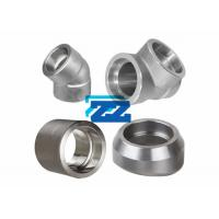 China 1 / 8 - 4 Inch Socket Weld Pipe Fittings Carbon Steel Material GB / T Standard wholesale