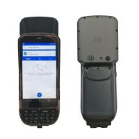 China 4G LTE Android Handheld RFID Reader Writer 5.0 Inch Capacitive Touch Screen wholesale