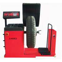 China Digital Computer Wheel Balancer Machine / Truck Tyre Balancing Machine 150kg wholesale