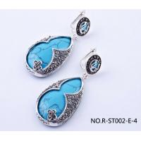 China silver earring wholesale