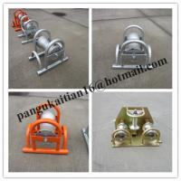 China Underground Cable Rollers,Cable Rollers,Straight Line Cable Roller,Tube Rollers wholesale