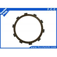 China Honda TRX300EX Motorcycle Clutch Plate / Motorcycle Clutch Disc CBR600RR wholesale