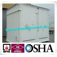 Quality Hazardous Material Storage Building , Chemical Storage Buildings For Flammable Liquids for sale