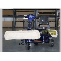 China OEM  /  ODM Driving Mop Dust Cart Electric Scooters With Three Wheels CE wholesale