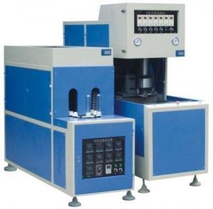 China Semi - Automatic Plastic Blow Molding Machine For 5 Gallon Pet Bottle wholesale