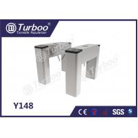 China Automatic Mechanic Ozak Tripod Turnstile Gate With Voice And Strobe Light Alerts wholesale