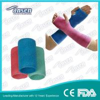 China 4inch color orthopedic casting tape with CE & FDA approved wholesale