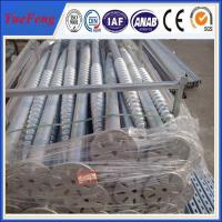 China Hot dipped galvanized steel anchors for solar mounting/ ground screw pole anchor wholesale